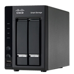Cisco Small Business NSS 322 Smart Storage